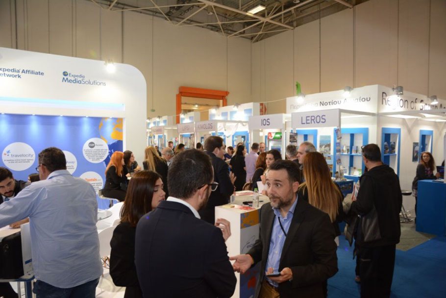 ... 120 international Hosted Buyers from 35 countries and thousands of  professional visitors from Greece and abroad 3d38b37ef51