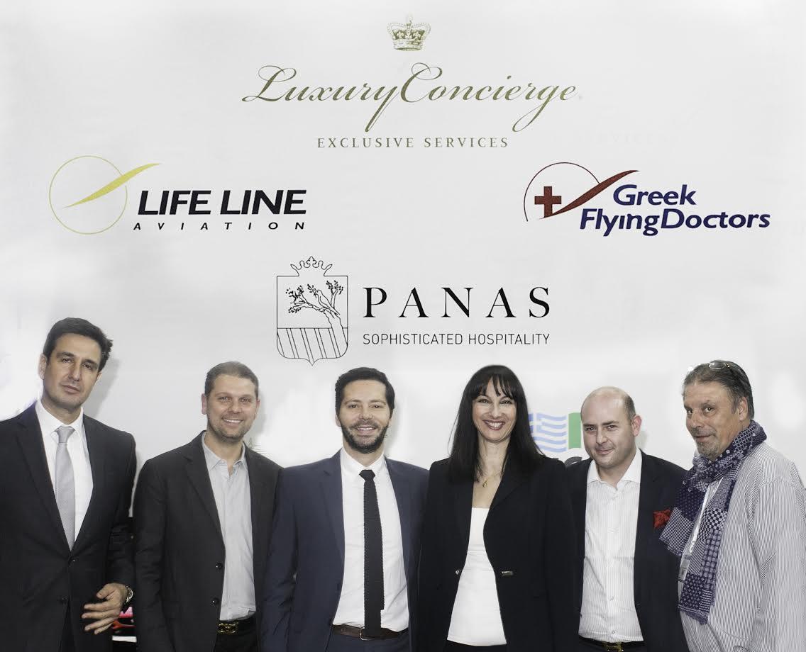 Η Luxury Concierge συμμετείχε στην 3η Διεθνή Έκθεση Greek Tourism Expo 2016
