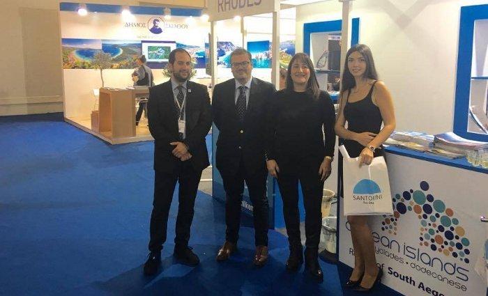 Δυναμική παρουσία της Περιφέρειας στην «Greek Tourism Expo 2016»