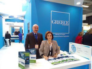 ΠΡΩΤΗ ΜΕΡΑ ΤΗΣ GREEK TOURISM EXPO ΣΤΗΝ ITB