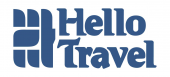hello TRAVEL logo